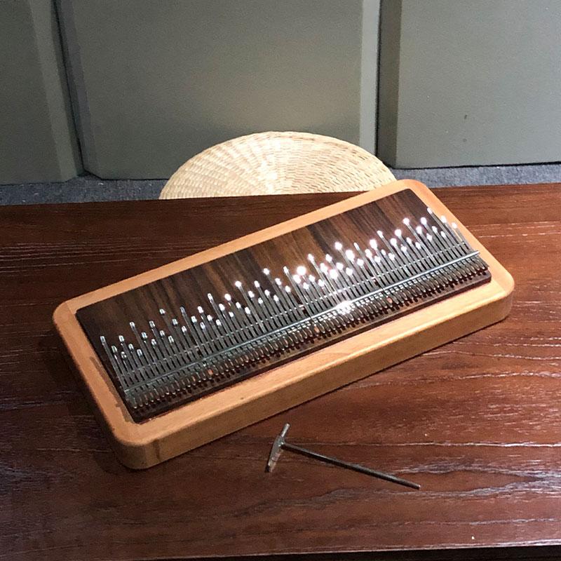庄生梦蝶/array mbira 阵列姆比拉琴专业拇指琴卡林巴琴diy五指琴