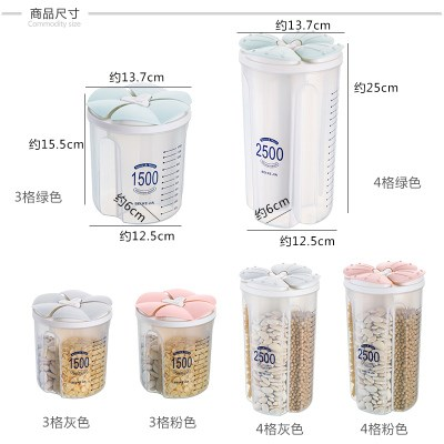 Household goods household cereals storage artifact create small things household goods kitchen appliances daily necessities small department store