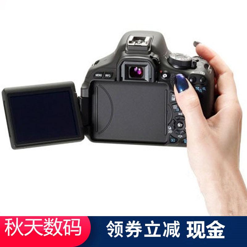 佳能EOS600D/550D/1300D/700D二手入门级单反数码照相机高清旅游