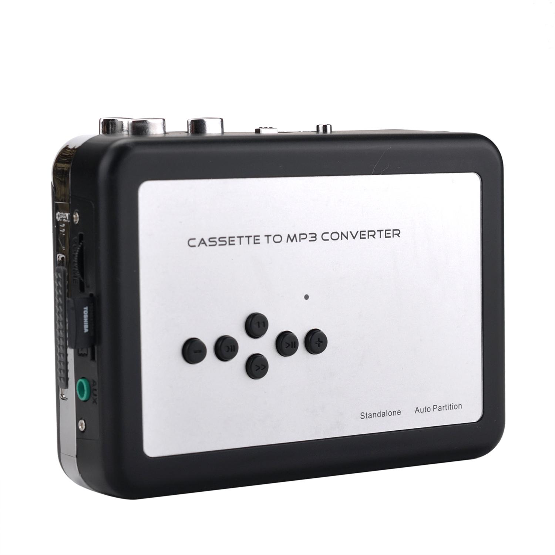 ezcap 231ワンタッチでテープをデジタルフォーマットMP 3に変換してテープの価値を発揮します。