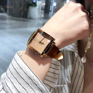 聚利时手表女十大品牌霸气奢华女款时尚女表简约气质风大气女士表