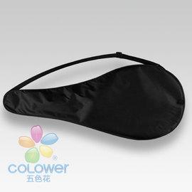 【品质无标】特价 纯黑 网球拍包 单肩背包 男女网球装备=1支装