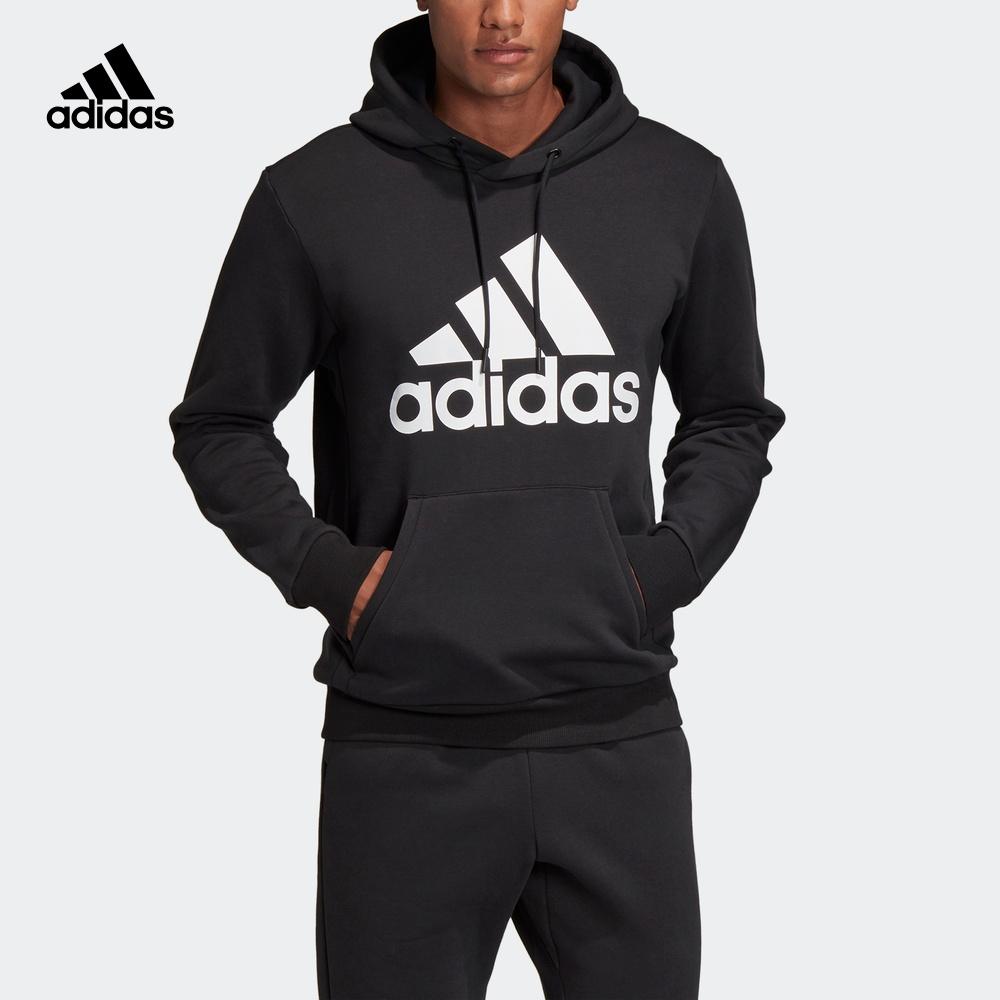 不包邮阿迪达斯官网 adidas  男装运动型格连帽衫卫衣DT9945