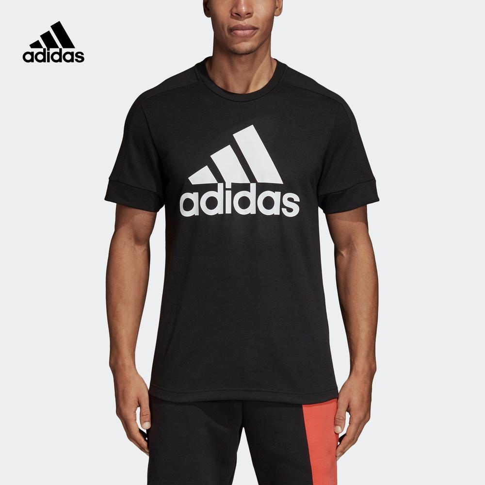 299.00元包邮阿迪达斯官网 adidas 男装训练套头圆领短袖T恤 CW3248