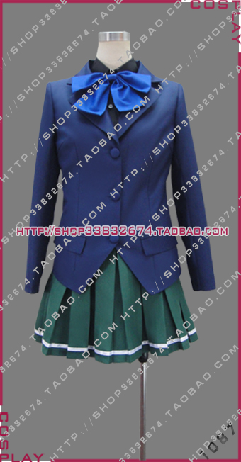 Shengqilong 1087 Cosplay clothing accelerates the world black snow