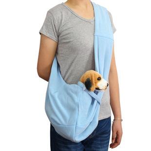 宠物外出斜挎包宠物外出便携包透气包小狗书包猫咪用品猫袋猫笼