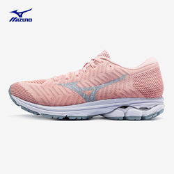 Mizuno美津浓女慢跑鞋 WAVEKNIT R2(W) J1GD182935