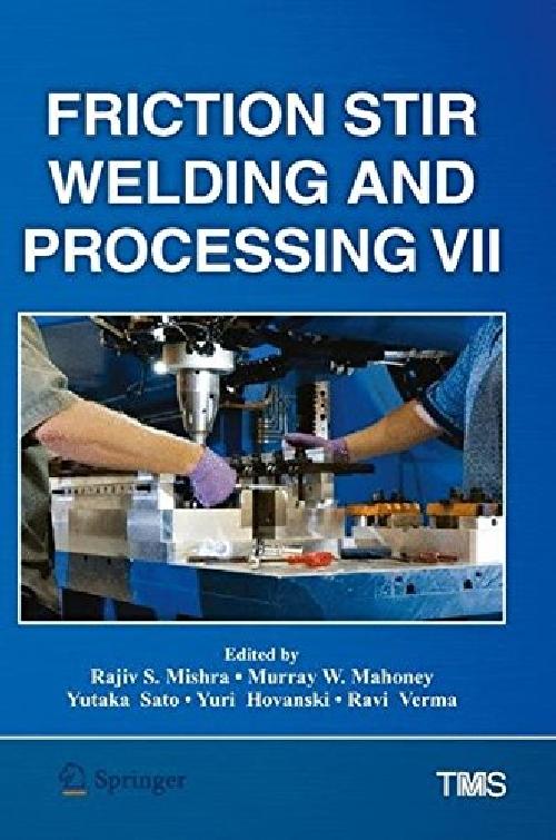 【预订】Friction Stir Welding and Processing...