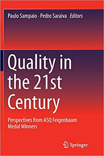 【预售】Quality in the 21st Century: Perspec...