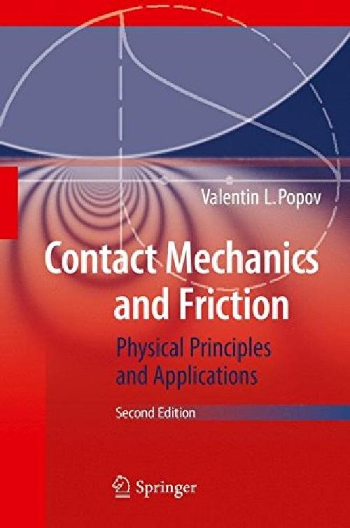 【预订】Contact Mechanics and Friction: Phys...