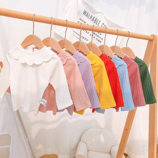 1岁3宝宝0春秋装 婴儿童装 上衣服T恤打底衫 4长袖 5春秋装 2男童3套装