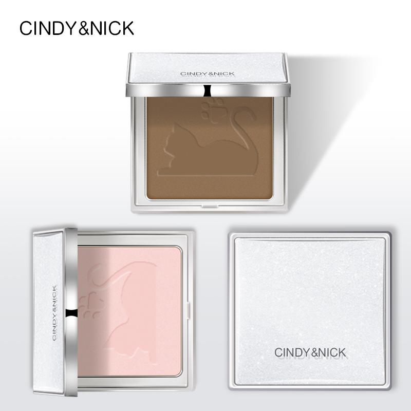 仙蒂妮 卡Cindy Nick修容粉高光粉鼻影发际线侧影阴影粉提亮苹果