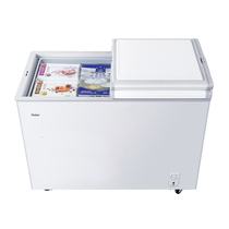 Haier Haier BC BD-221SEA energy-saving large freezer variable Wenjia commercial refrigerated refrigerator