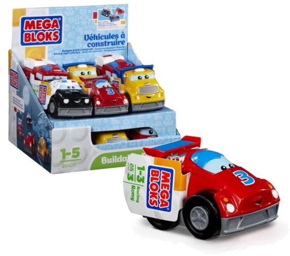 美高大颗粒 可拆装积木汽车子  无毛刺耐摔锻炼拼装1-3-5岁小宝宝