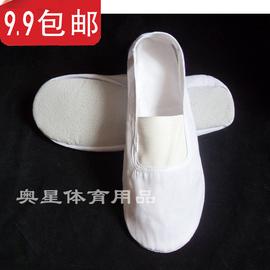 专业软底真皮体操鞋 儿童舞蹈鞋 芭蕾舞鞋.健身 瑜伽 形体 练功鞋