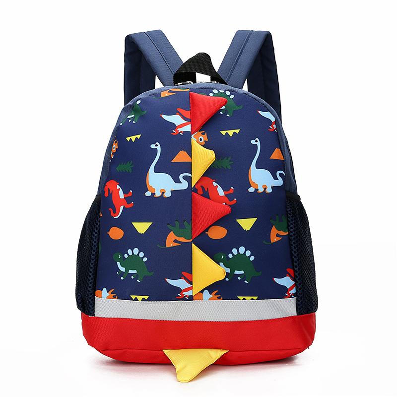 卡通恐龙幼儿园小朋友学前班儿童包限时秒杀