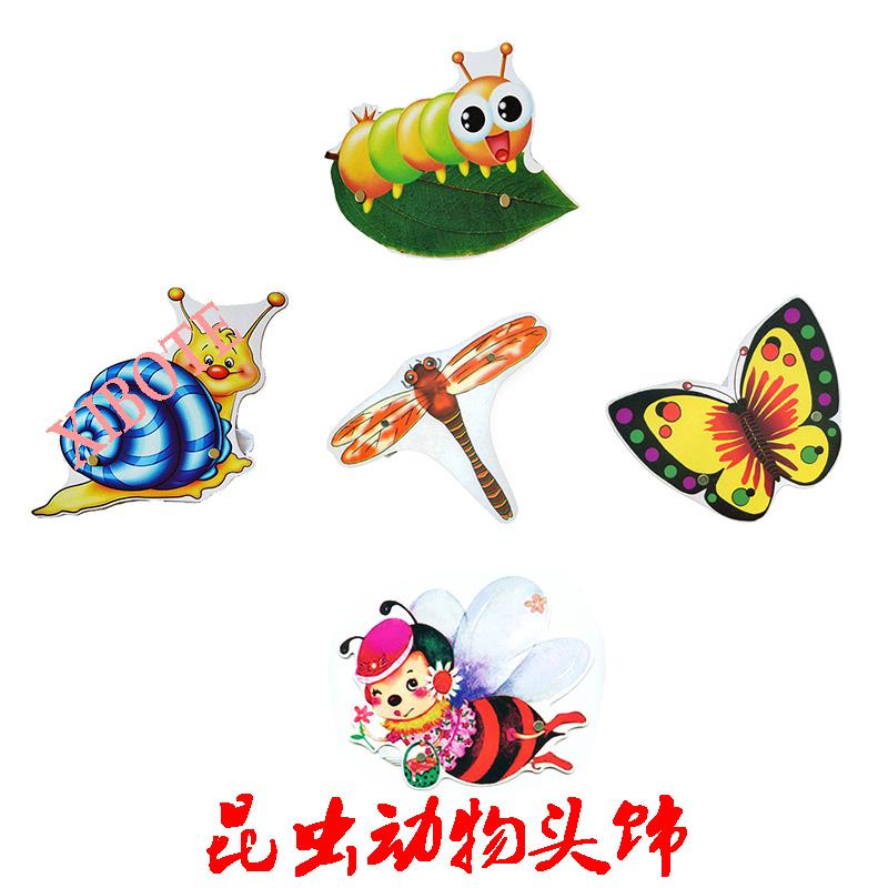 Улитка трофей знает головной убор для животных насекомых детские Подставка для сцены фестиваля