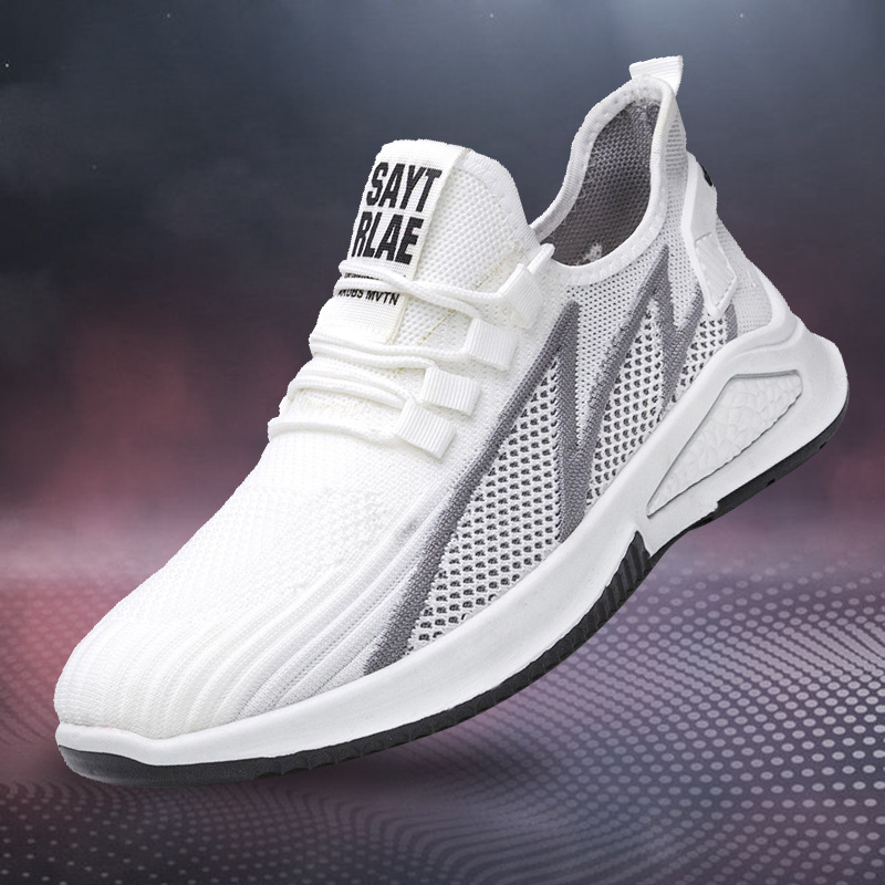 2021 fashion sneakers new mens casual shoes versatile mens trendy shoes lace up single shoes mens comfortable running shoes