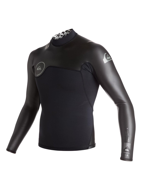 Прибой куртка куртка холодный одежда 1.5mm2mm куртка куртка Quiksilver Performance Top