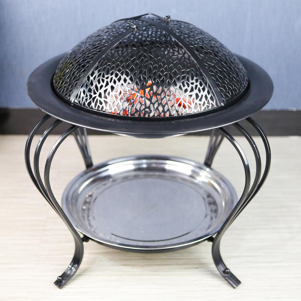 室内の炭火の鉢の炭のストーブの家庭用ストーブはストーブを温めます。
