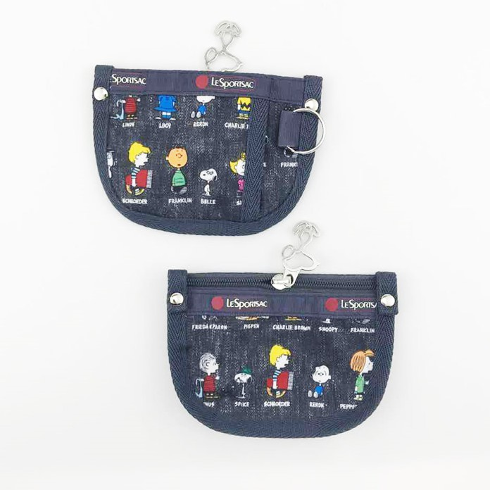 New key bag, coin bag, change purse, card bag, mini cute cartoon multi-functional small hand bag, two pieces of parcel post