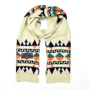 rasen family winter tools撞色围巾