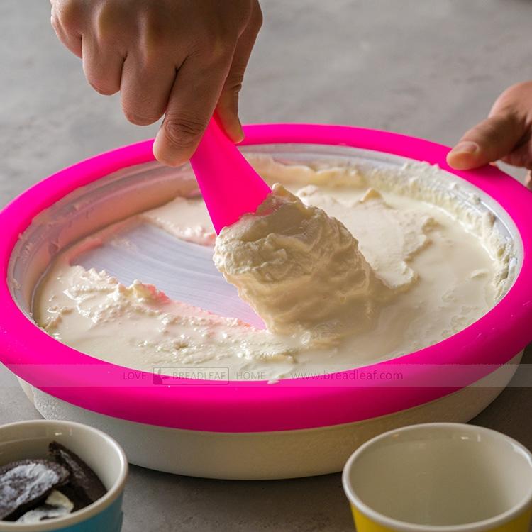 Жарить лед машинально жарить йогурт машинально домой небольшой ребенок мини вручную фрукты жарить лед блюдо ручной работы лед песок
