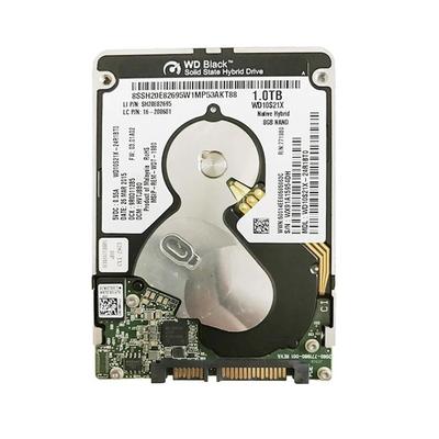 全新2.5寸WD西部数据7MM机械固态混合1T笔记本硬盘SSHD企业级黑盘