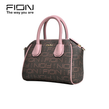Fion / fianne fashion handbag printed wing bag Single Shoulder Messenger Bag women's autumn and winter Mini Handbag