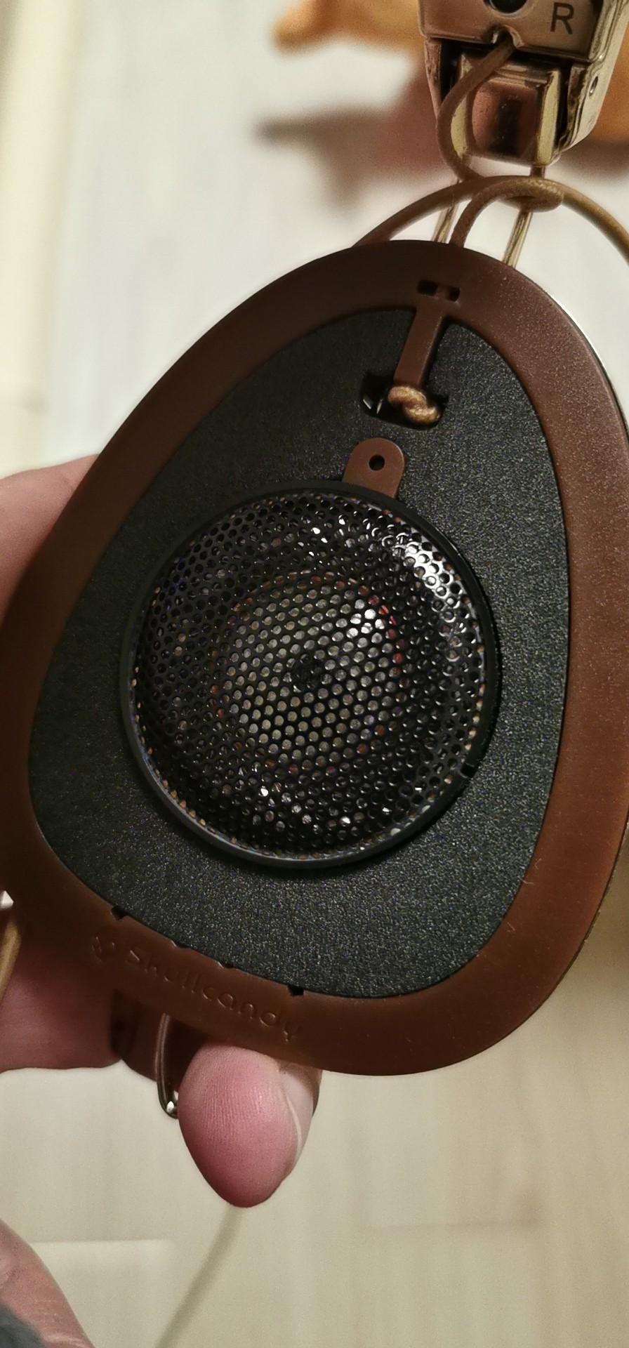 美国骷髅头耳机改装头盔蓝牙耳机内置有线摩托车头盔耳机外卖车手