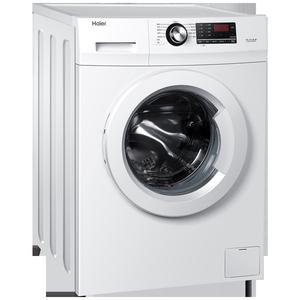 Haier/海尔 EG8012B29WF变频洗衣机全自动家用滚筒羽绒洗8kg/