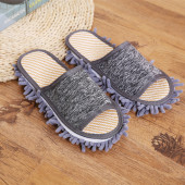 Chenille Floor Wiping Slippers
