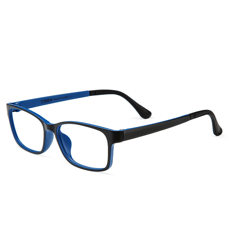 Short sighted frame y3009 mens and womens tr light full frame retro fashion frame 53 port 17