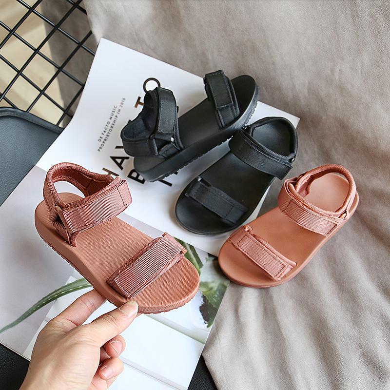 女童2021夏季新款儿童软底防滑童鞋