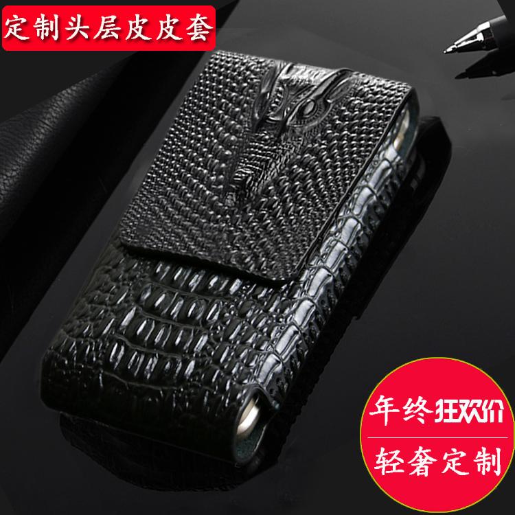 詹姆士G20手机套真皮皮套GEMRYR19Plus全包边保护套手机壳新款R19