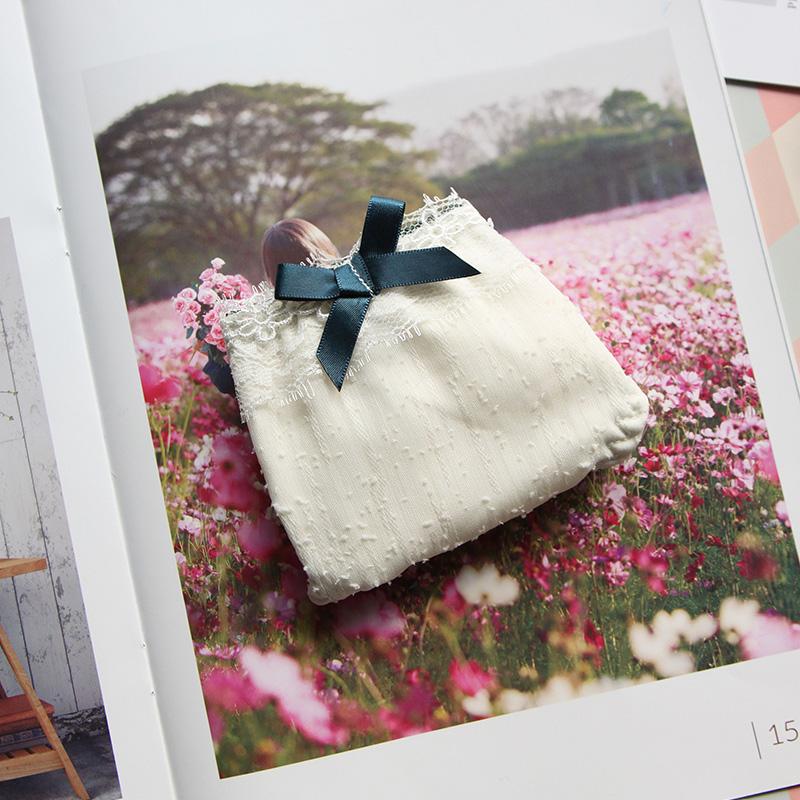 日系牛奶丝丝滑亲肤超薄透气内裤限8000张券