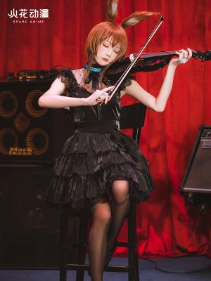 taobao agent Sparks anime tomorrow's ark cos clothing rhythm synesthesia amia cos game set cosplay costume female