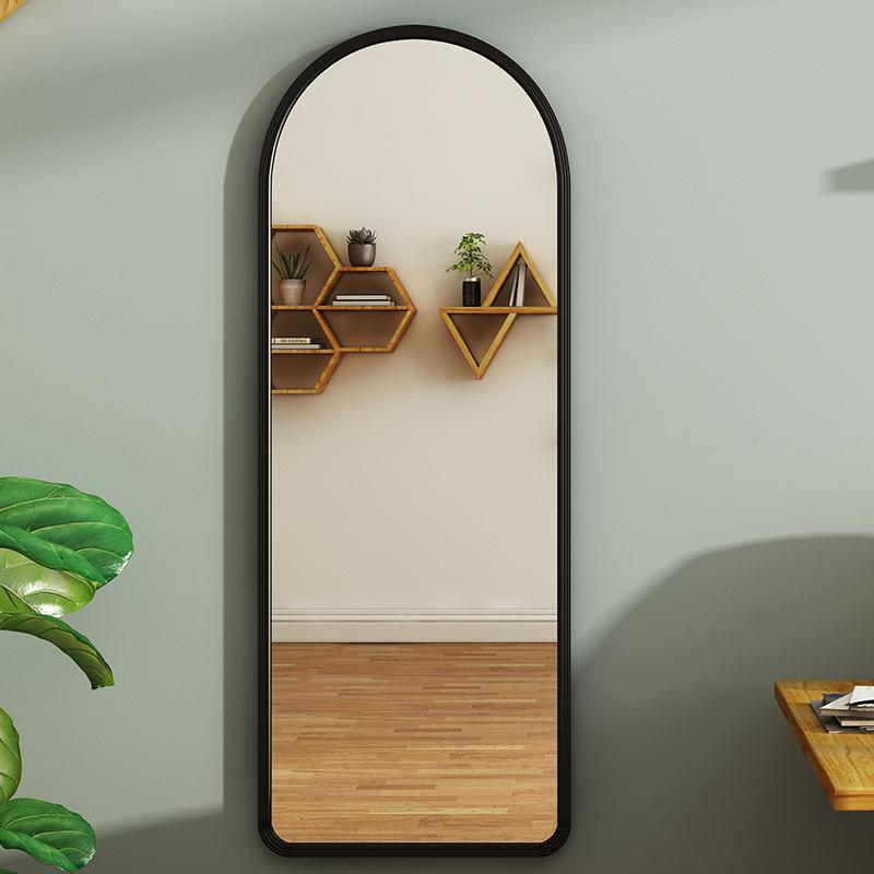 挂墙镜家用宿舍卧室全身镜长壁挂镜38.00元包邮