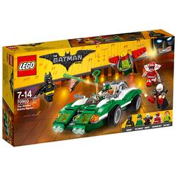 乐高LEGO 70903系列 蝙蝠侠大电影 谜语人赛车2017款智力玩具儿童