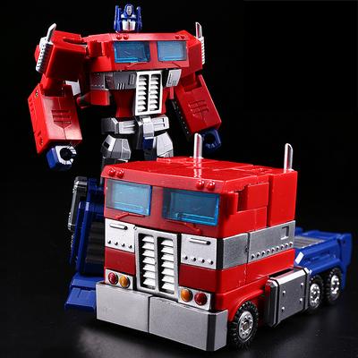变形玩具金刚擎天钢索拼装酷变宝枪威震V天汽车机器人男孩模型