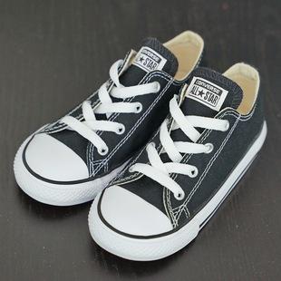 款 男女儿童低帮帆布鞋 运动鞋 匡威 Converse 美国购回正品 经典