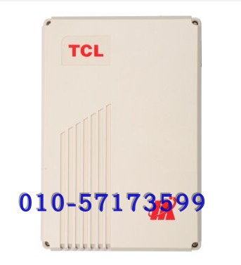 Original tcl-416bk group SPC telephone exchange 4 external line 16 extension 4 drag 16 4 in 16 out