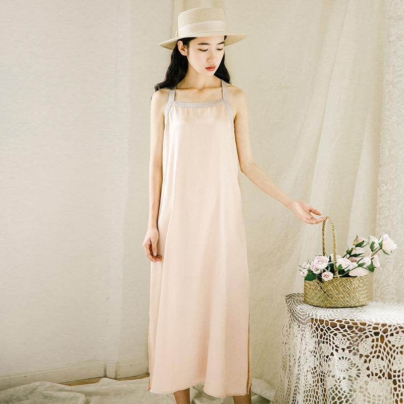 Слива спелый были ретро свежий юбка длина безрукавный платье женщина лето 2017 новый темперамент специальное предложение