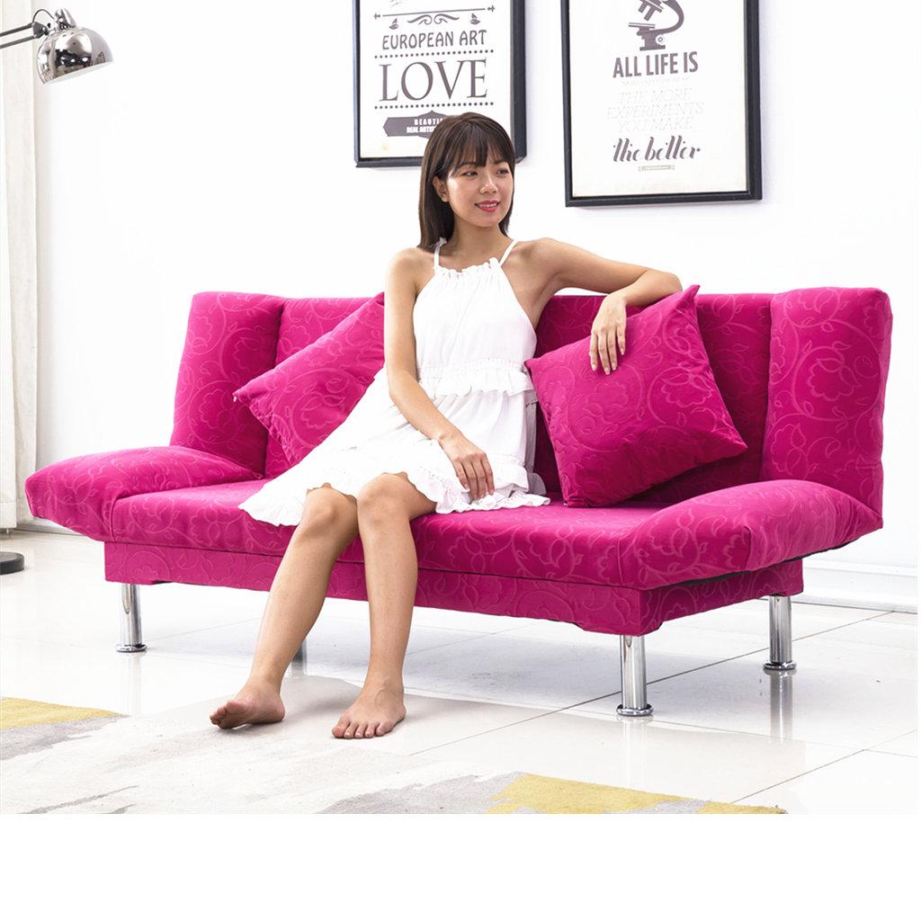 沙发小户型简易出租房客厅午休床