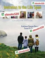 Invitation to the Life Span, Canadian Edition - Kathleen