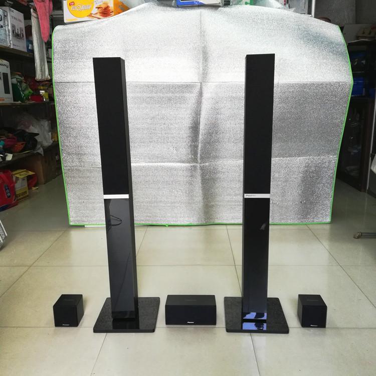 无源音箱音柱中置环绕壁挂客厅小型家庭影院音响5.0库存全新先锋