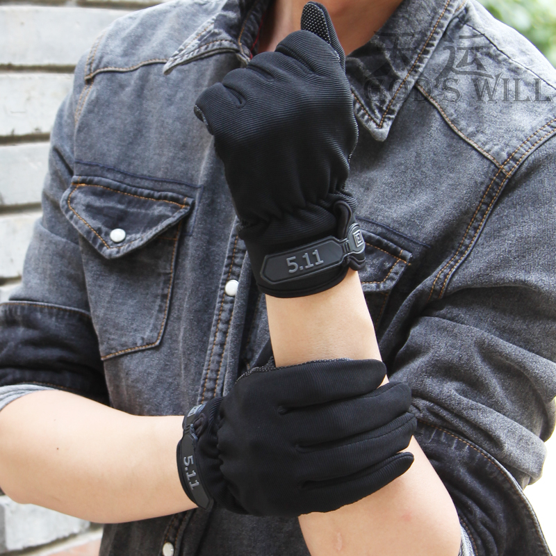 Ultra thin and breathable outdoor sports gloves in spring, summer and Autumn