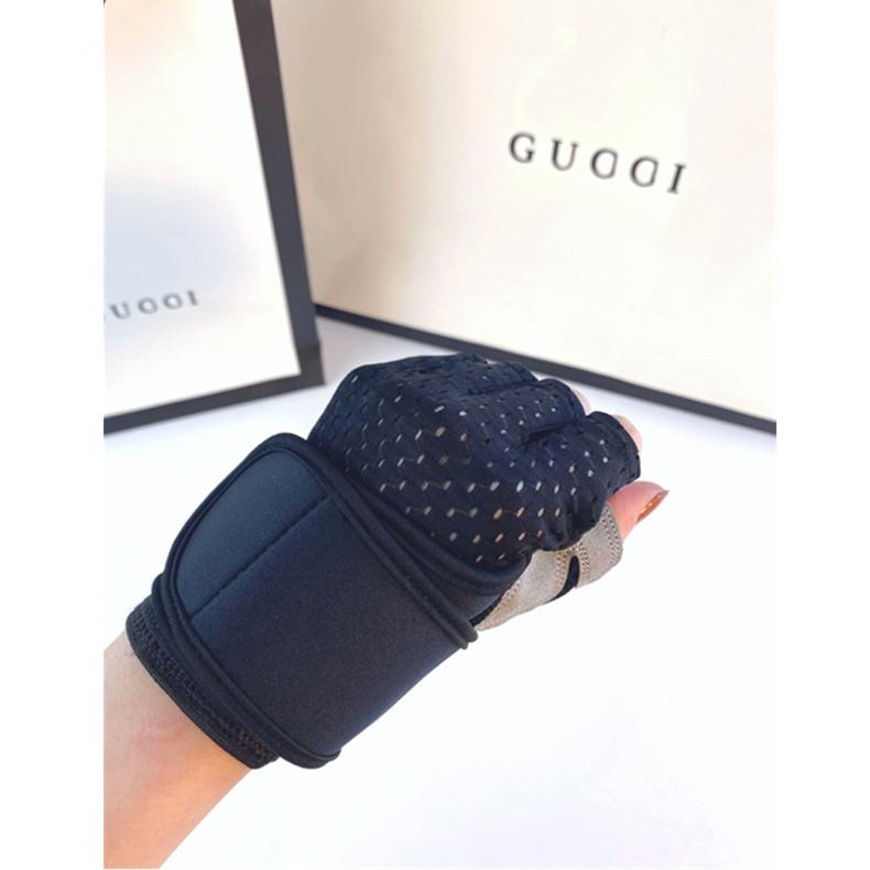 Мужские перчатки без пальцев Артикул 614815002901