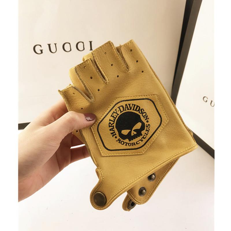 Мужские перчатки без пальцев Артикул 615678212208
