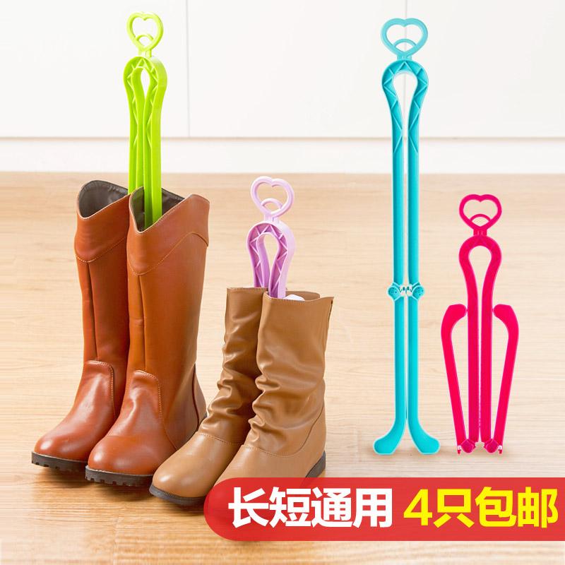 Домой домой творческий складные любовь ботинок поддержка обувной клип длинный короткий ботинки поддержка полка дезодорация поддержка обувной устройство ботинки клип